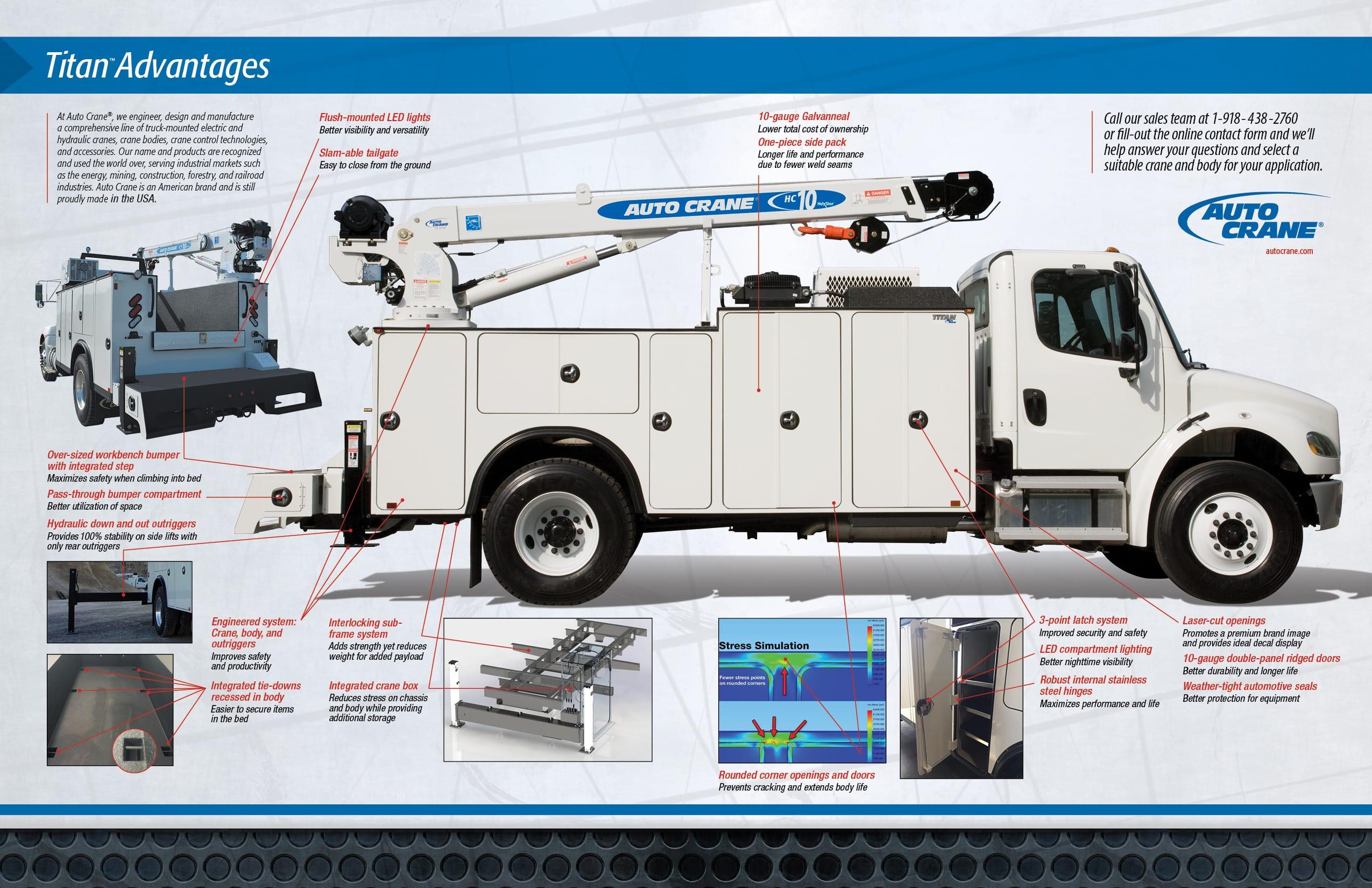 crane service truck wiring diagram phone plug diagram
