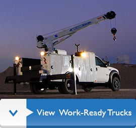 Work-Ready Trucks