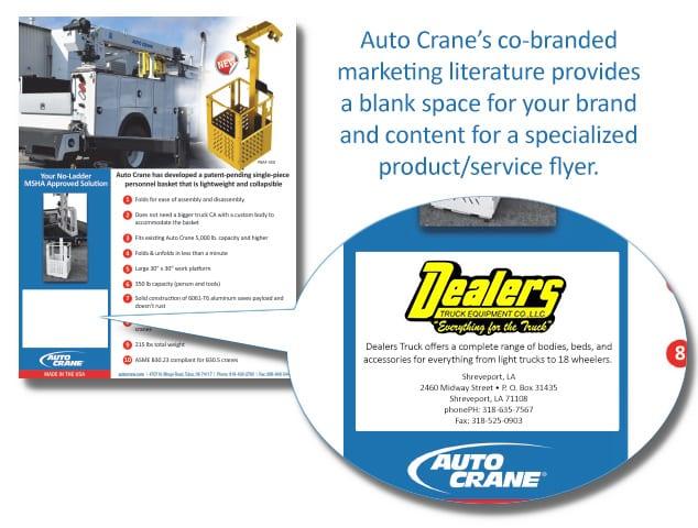 Auto Crane Co-brand